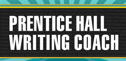 Prentice Hall Writing Coach